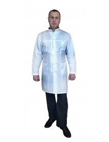 Медицинский халат модель Хм-15 К