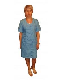 Медицинский халат модель ХМ-18