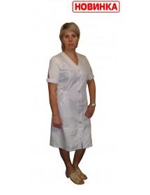 Медицинский халат Модель ХМ-41