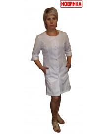 Медицинский халат Модель ХМ-44