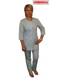 Медицинский костюм модель MK-117
