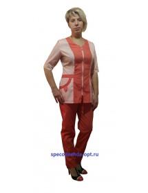 Медицинский костюм модель МК-82