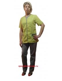 Медицинский костюм модель МК-42