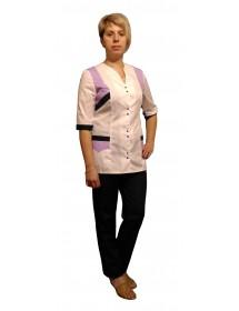 Медицинский костюм модель МК-45