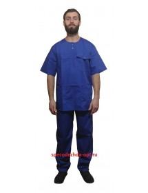 Медицинский костюм Модель МК-47 мужской