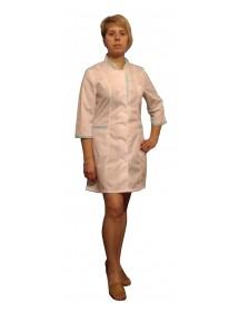 Медицинский халат модель ХМ-27