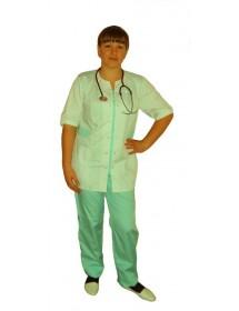 Медицинский костюм модель MK-16