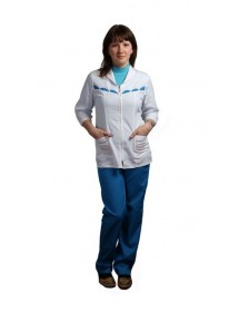 Медицинский костюм модель MK-18