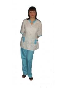 Медицинский костюм модель MK-22