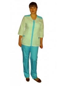 Медицинский костюм модель MK-23