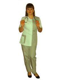 Медицинский костюм модель MK-25