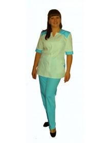Медицинский костюм модель MK-26