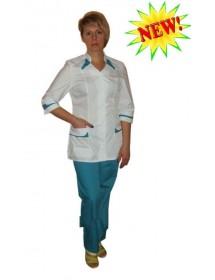 Медицинский костюм модель MK-33