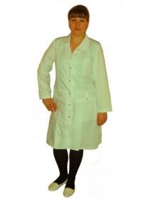 Медицинский халат модель ХМ-11