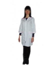 Медицинский халат модель ХМ-14