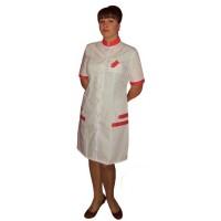 Медицинский халат модель ХМ-16