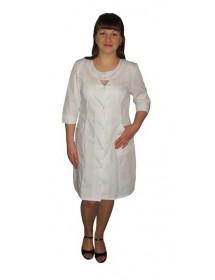 Медицинский халат модель ХМ-19