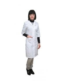 Медицинский халат модель ХМ-2