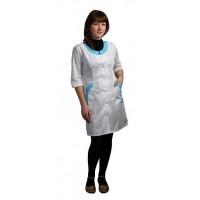 Медицинский халат модель ХМ-20