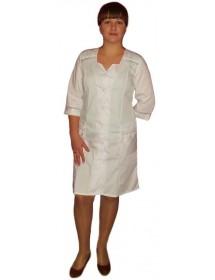 Медицинский халат модель ХМ-22