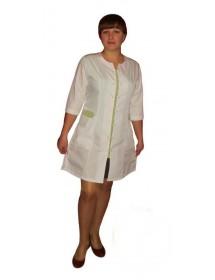 Медицинский халат модель ХМ-70