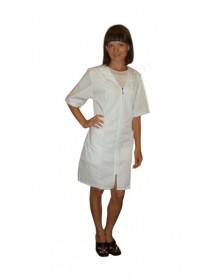 Медицинский халат модель ХМ-9