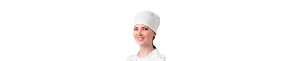 Головные уборы медицинские и поваров